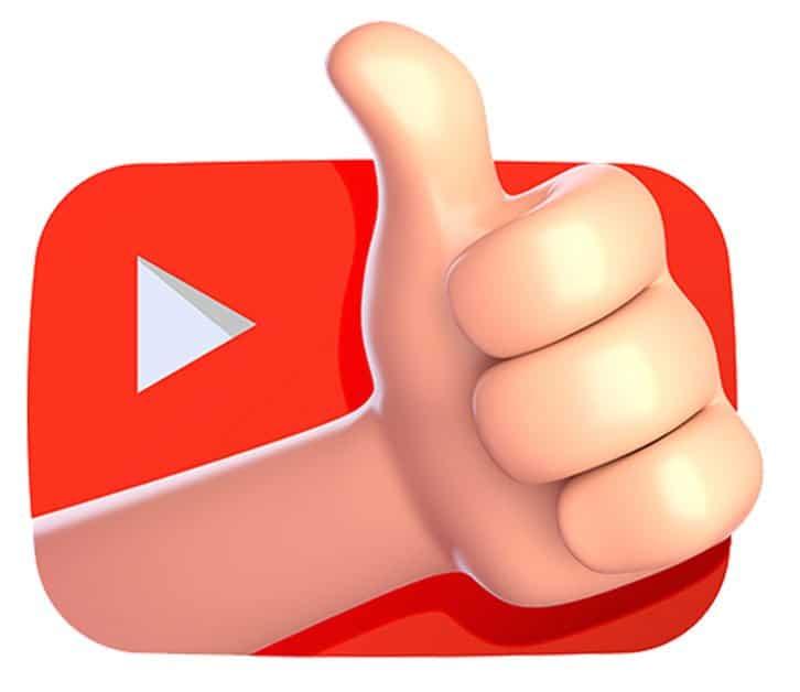 Perché la gente clicca Like su YouTube?