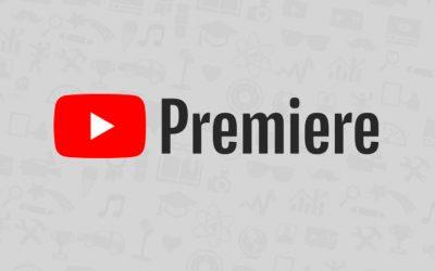 YouTube Premiere: Cos'è e come usarla